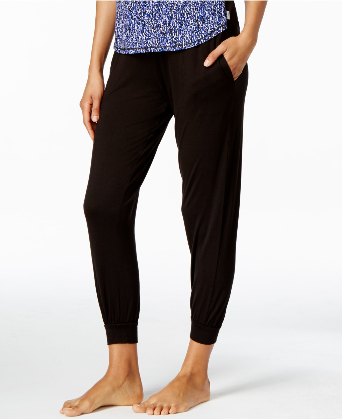 Model Almost Famous Black Twill Jogger Pants At Zumiez  PDP