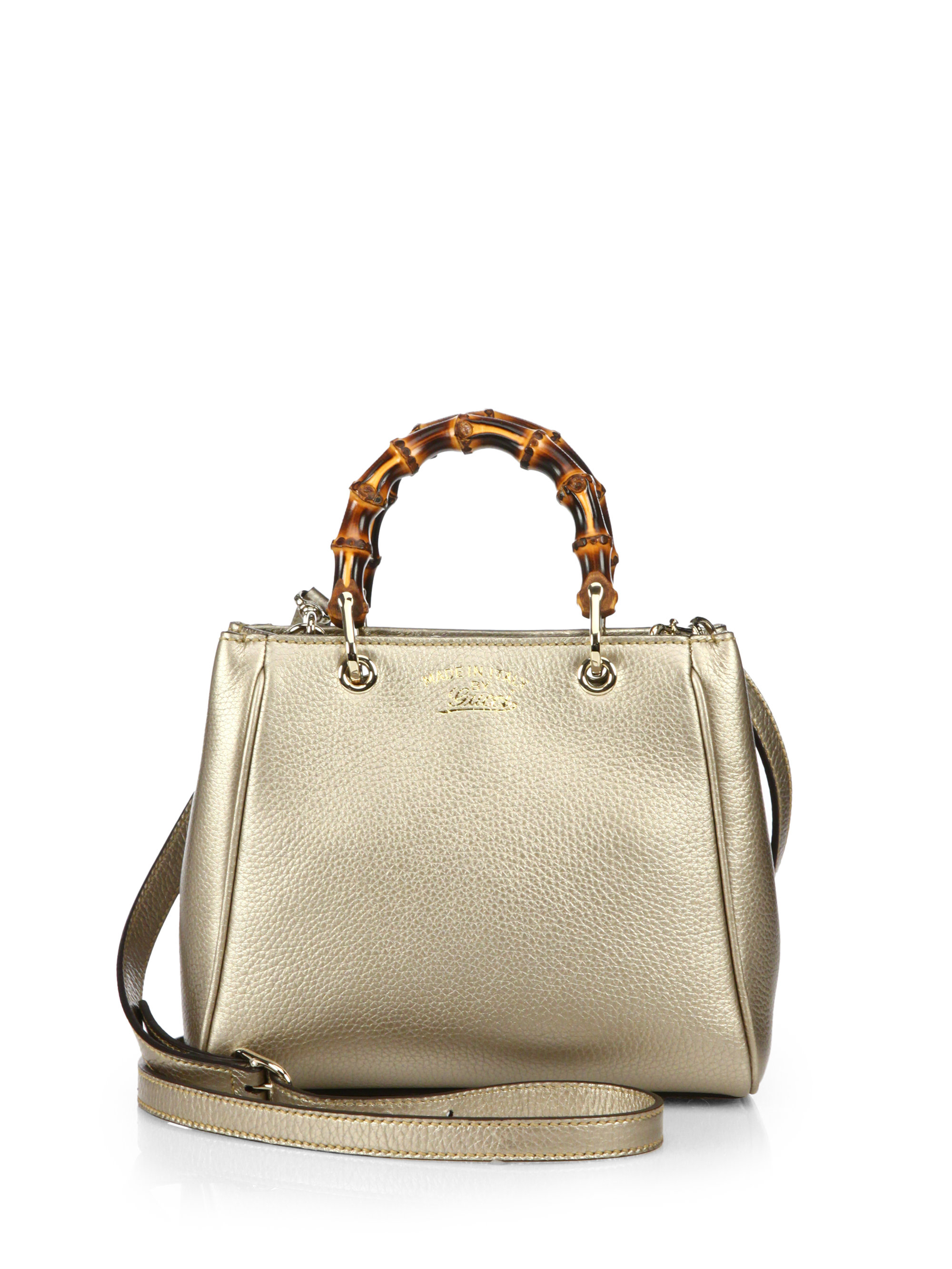 97378465b3ef Gallery. Previously sold at: Saks Fifth Avenue · Women's Gucci Bamboo