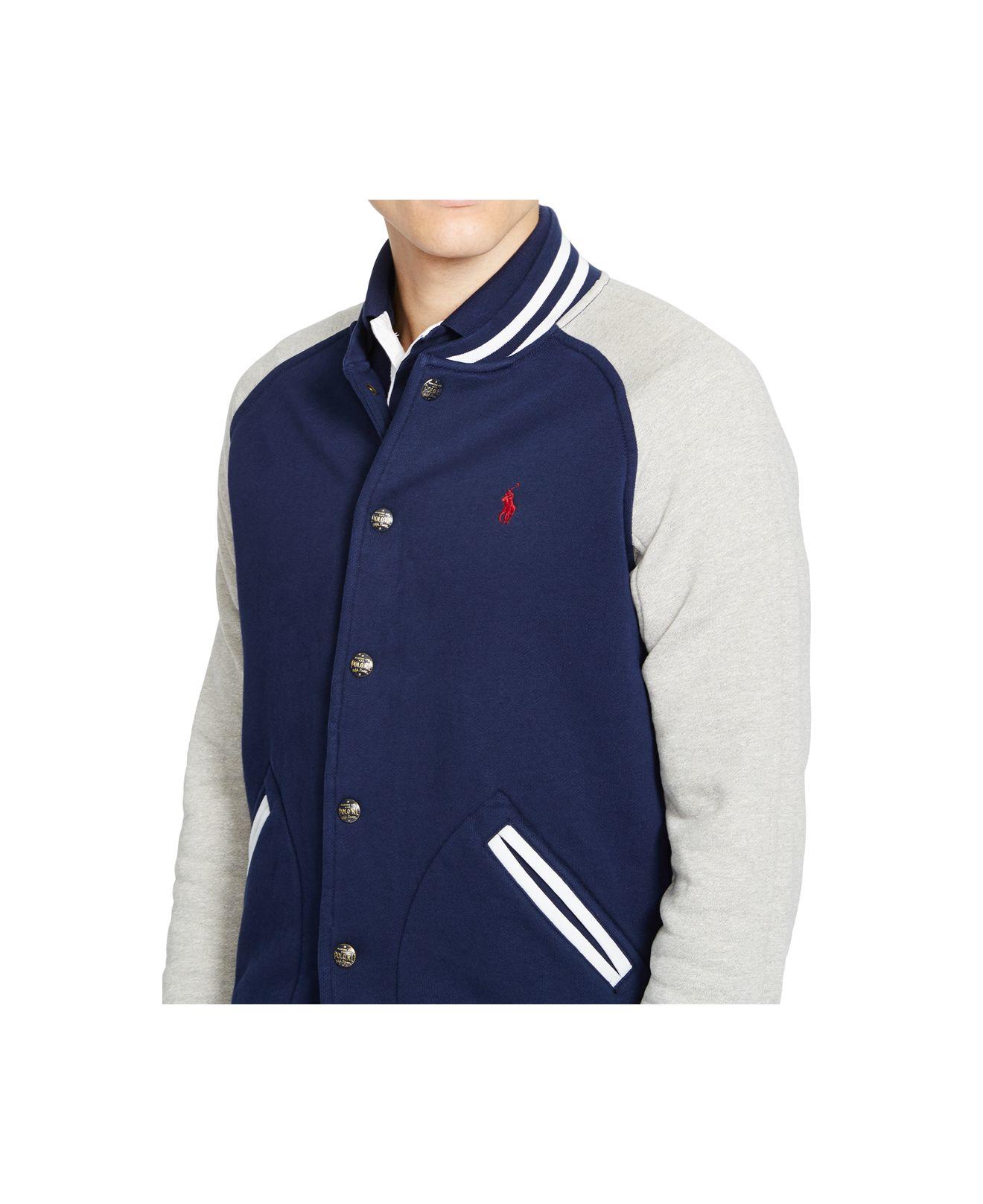 how to wear a baseball jacket