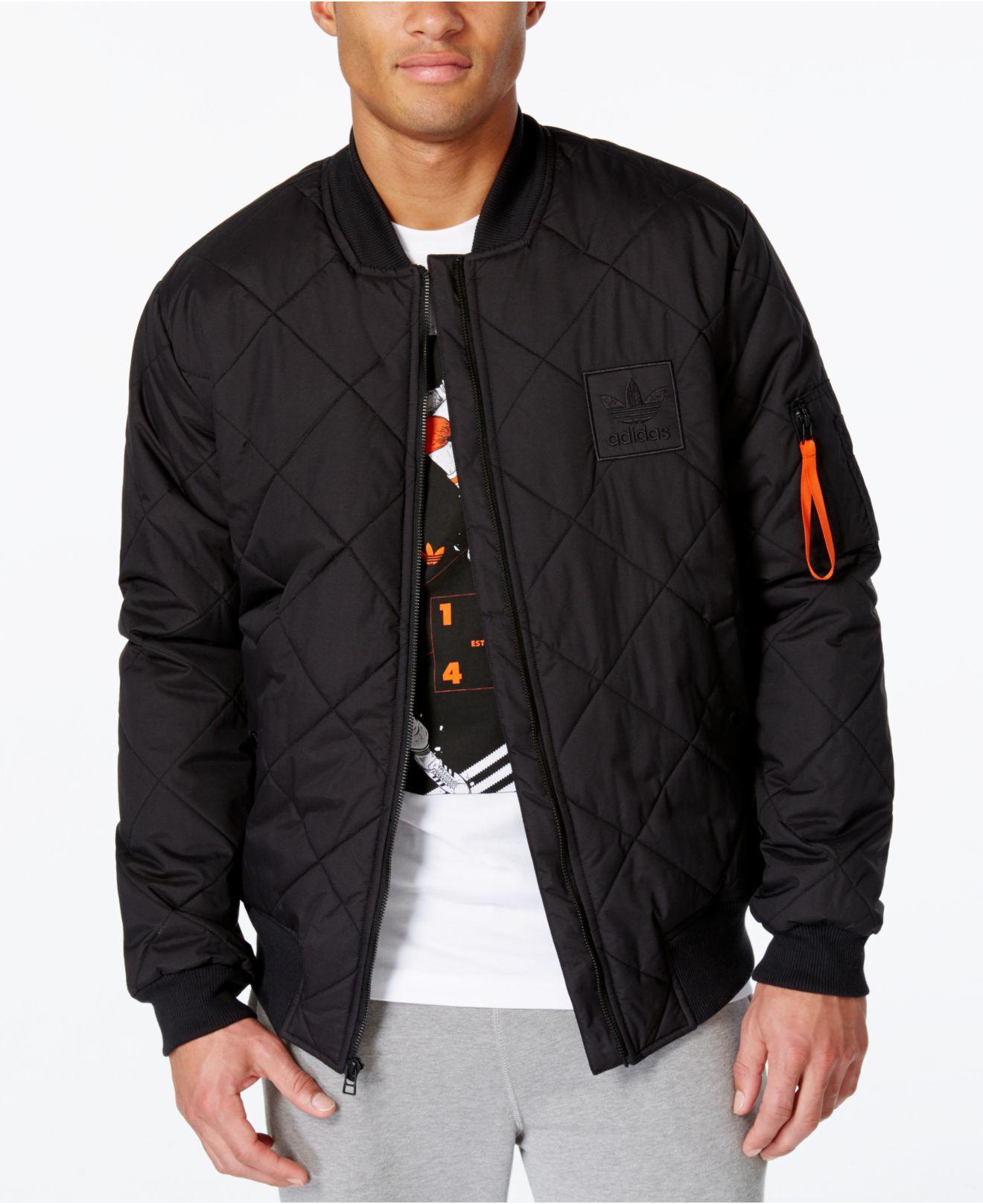 Adidas Originals Mens Superstar Bomber Jacket