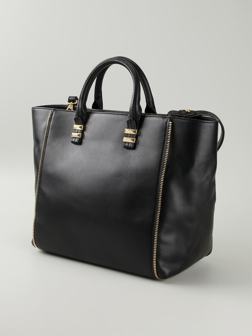 zip detail tote - Black Diesel Cheap Sale Best Place Shopping Online Footlocker Finishline Clearance Fashionable Official Online cG0Cn7R1