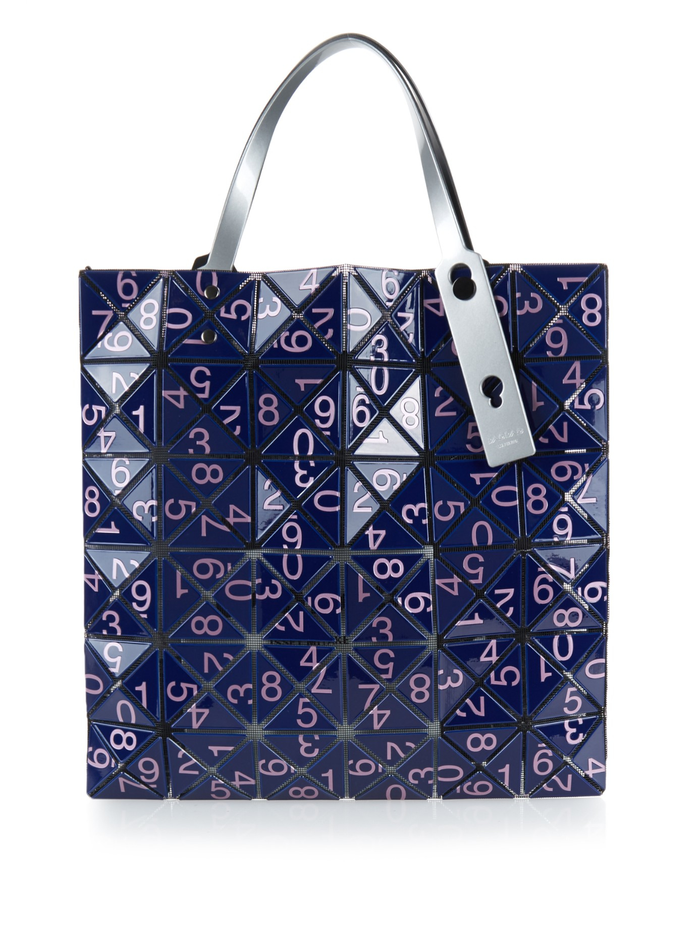 Lyst - Bao Bao Issey Miyake Ransu Tote in Pink 6a9d64d0f6847