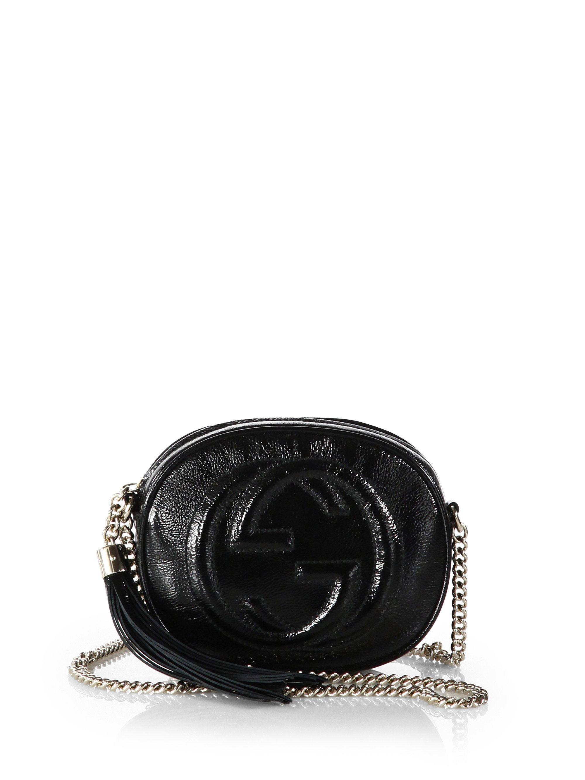 09d926b0a6a Gallery. Previously sold at  Saks Fifth Avenue · Women s Gucci Soho Bag