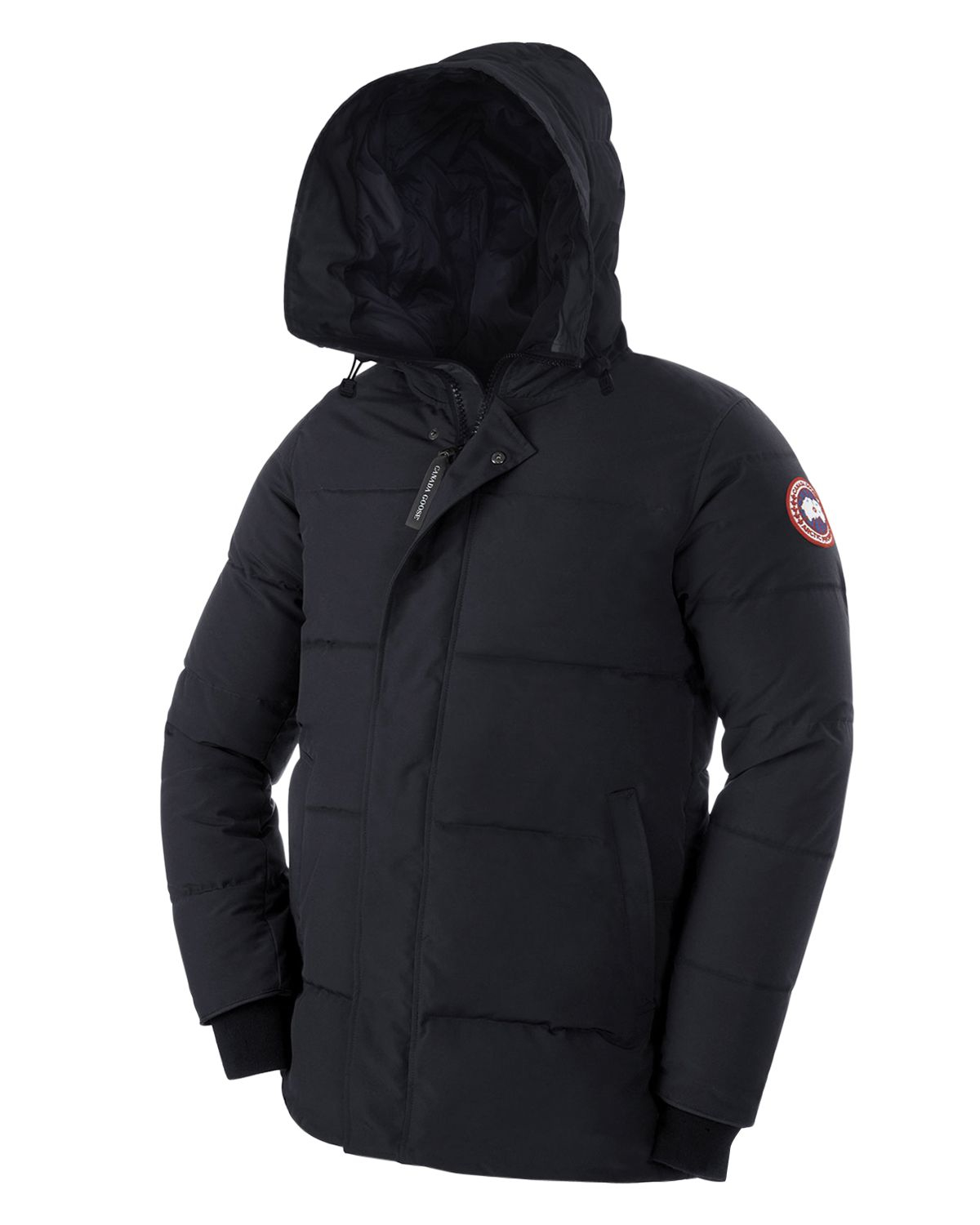 how to keep white canada goose jacket clean