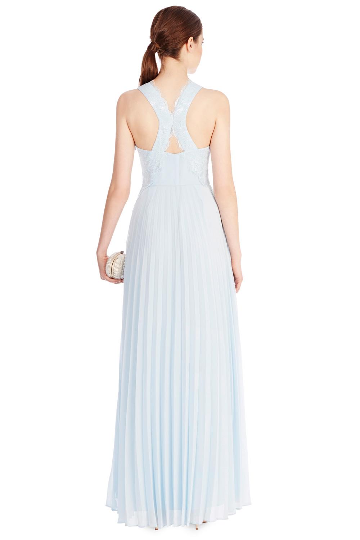 Coast sadie maxi dress blue
