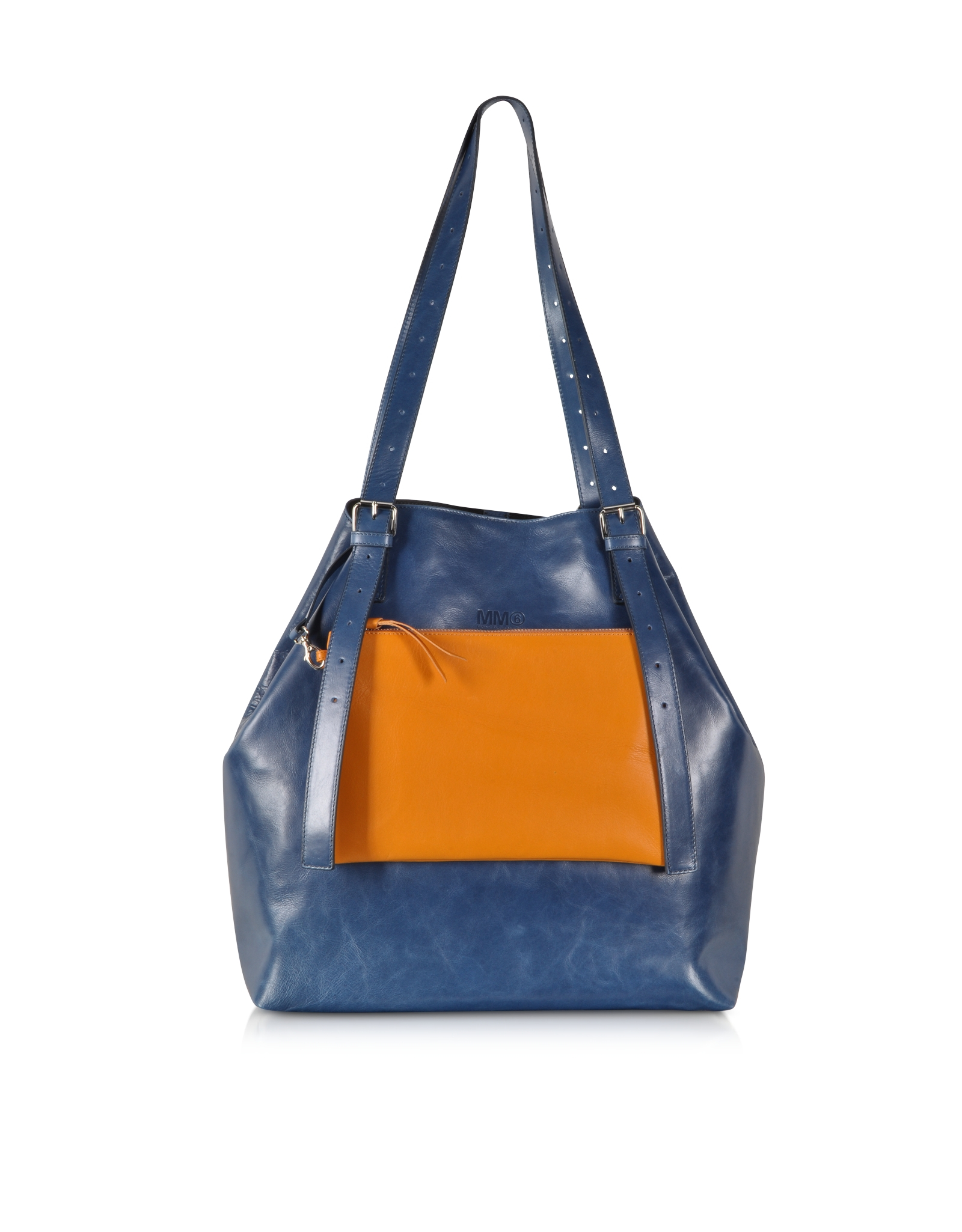 Lyst mm6 by maison martin margiela blue and orange for Mm6 maison martin margiela