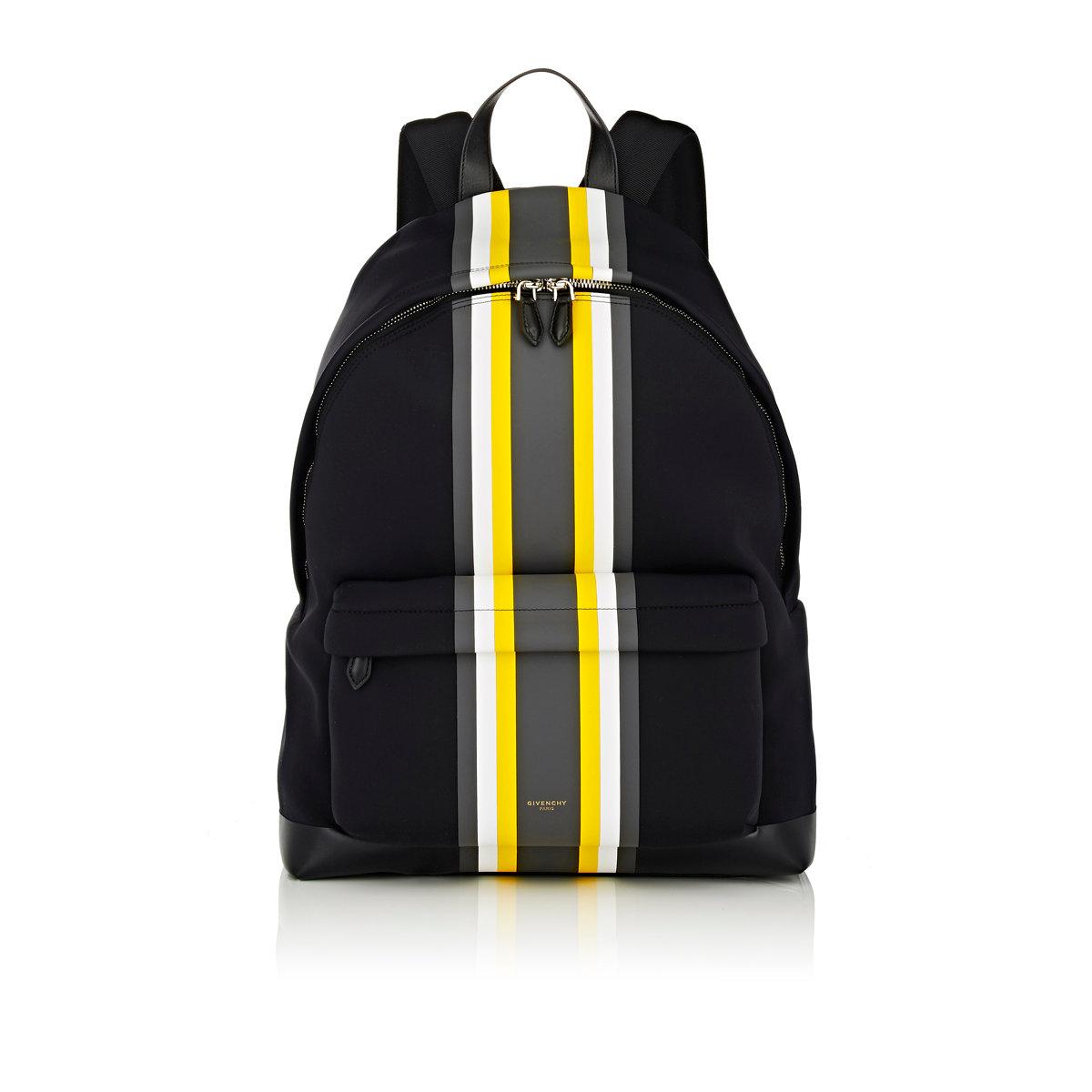Givenchy Men s Classic Backpack in Black for Men - Lyst 5dbd42855d255