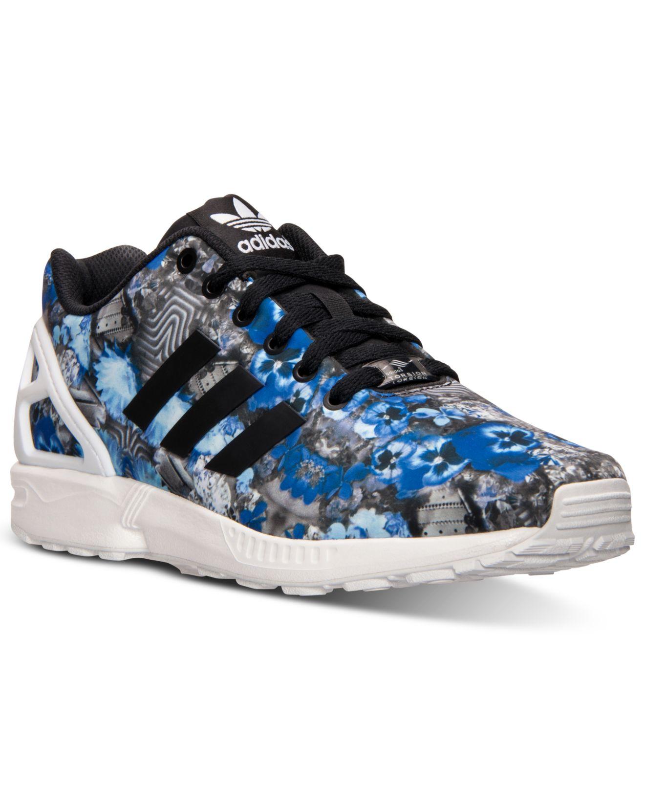 adidas zx flux shoes for men