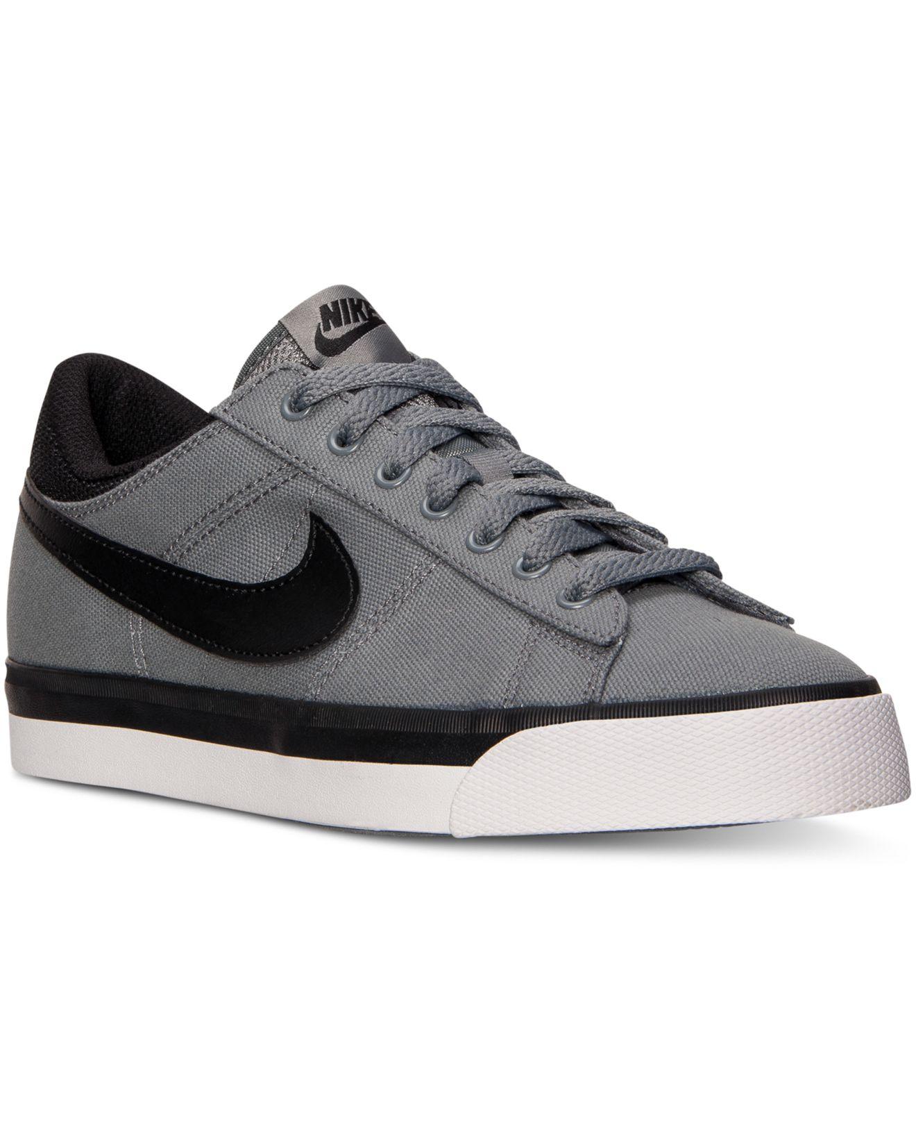 Lyst - Nike Men's Match Supreme Hi Textile Casual Sneakers ...