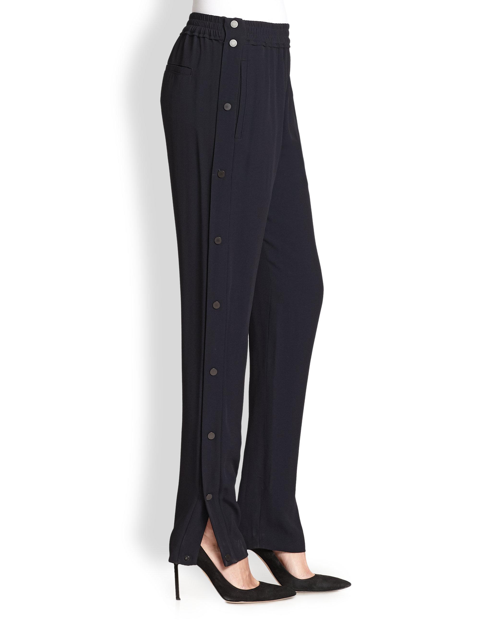 Innovative O-NEWE Loose Casual Elastic Waist Pockets Harem Pants For Women | Elastic Waist Clothes And ...