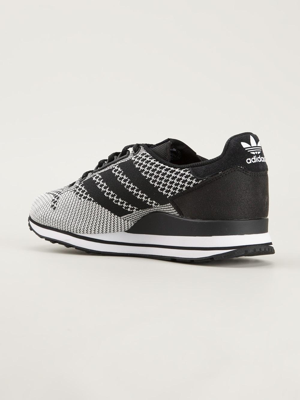 139e685ca Lyst - adidas Zx 500 Og Weave Trainer in Black for Men