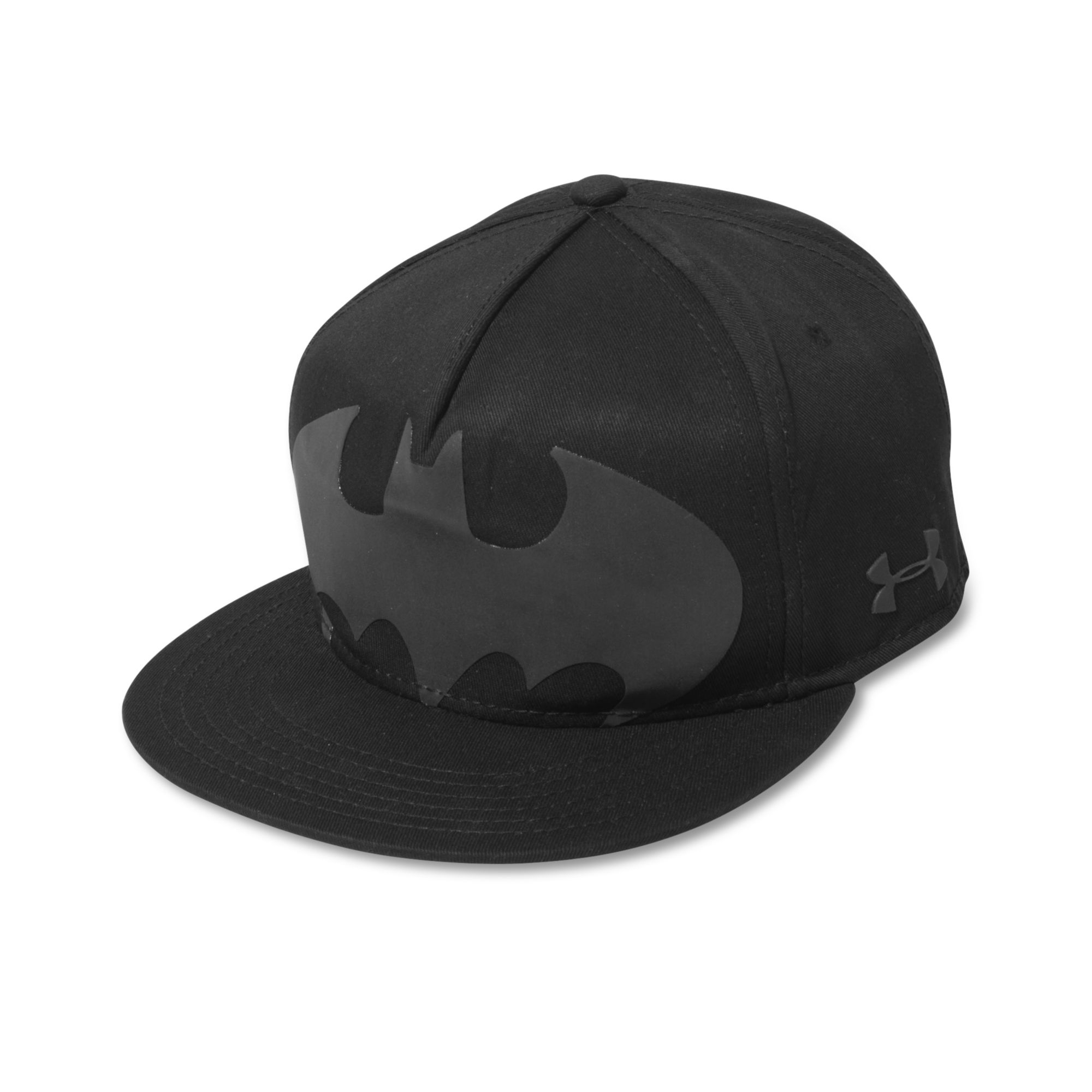 1a1a0c5397a ... official store lyst under armour batman reflective hat in black for men  1482a 3672a