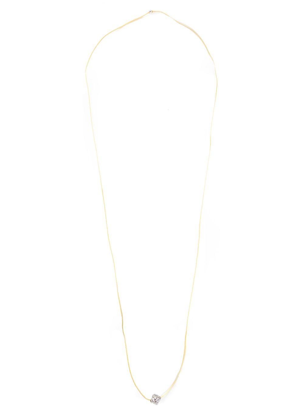 Luis Morais Hamsa pendant-necklace UNBpQ6Vg