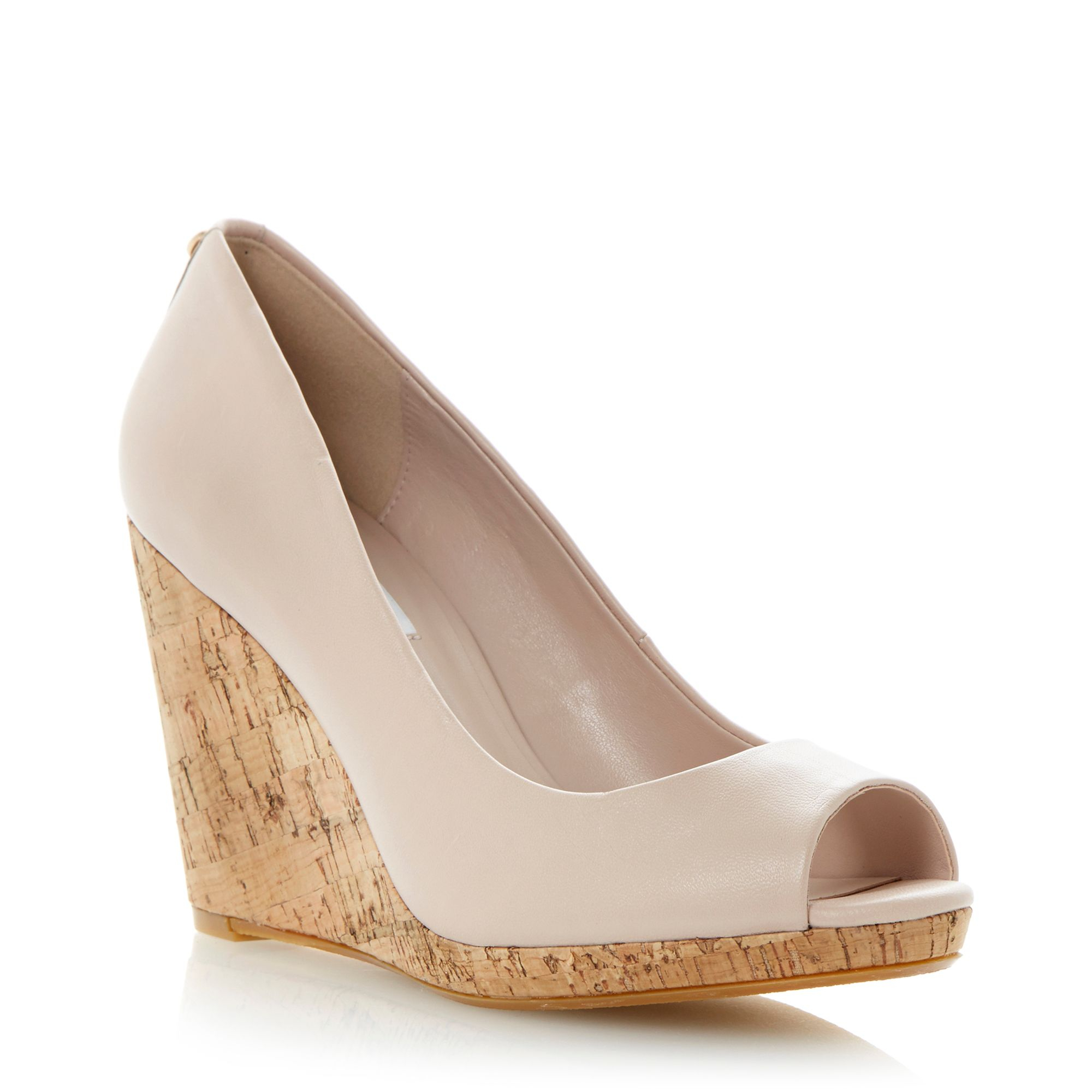 Kurt Geiger Peep Toe Shoes