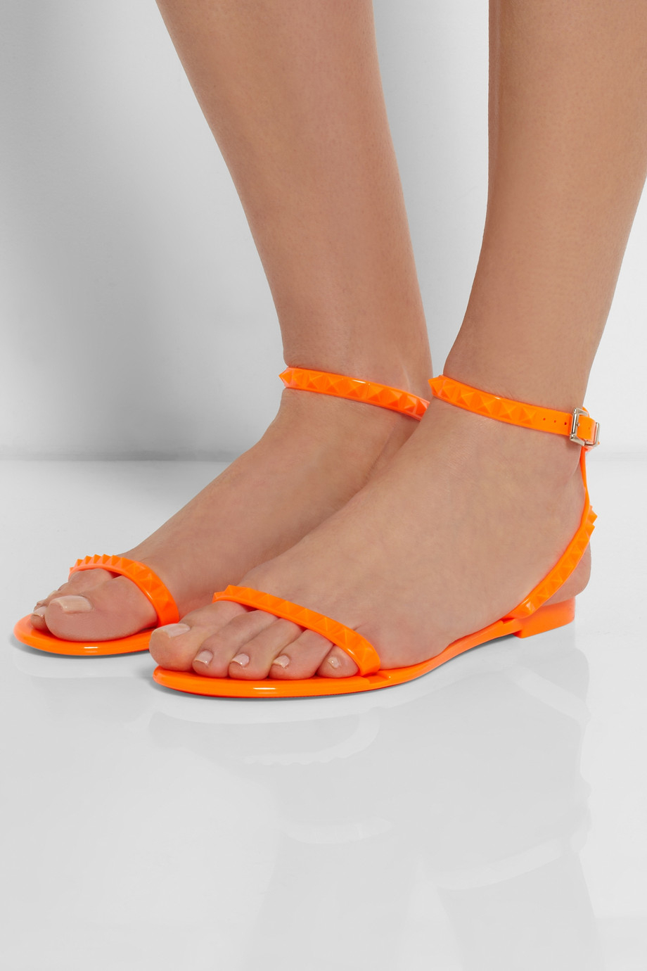 Bright Womens Flat Shoes