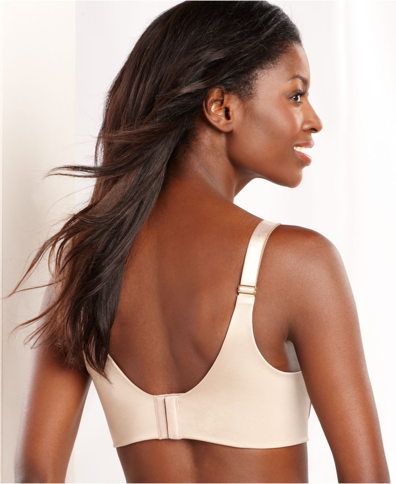 4b57d684d1476 Lyst - Vanity Fair Beauty Back Full Figure Underwire Bra 76145 in Brown