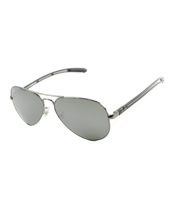 412d0ce25fd ... promo code gallery. previously sold at bluefly womens ray ban aviator  109e5 5fcde cheap ray ban aviator carbon fibre rb 8307 ...