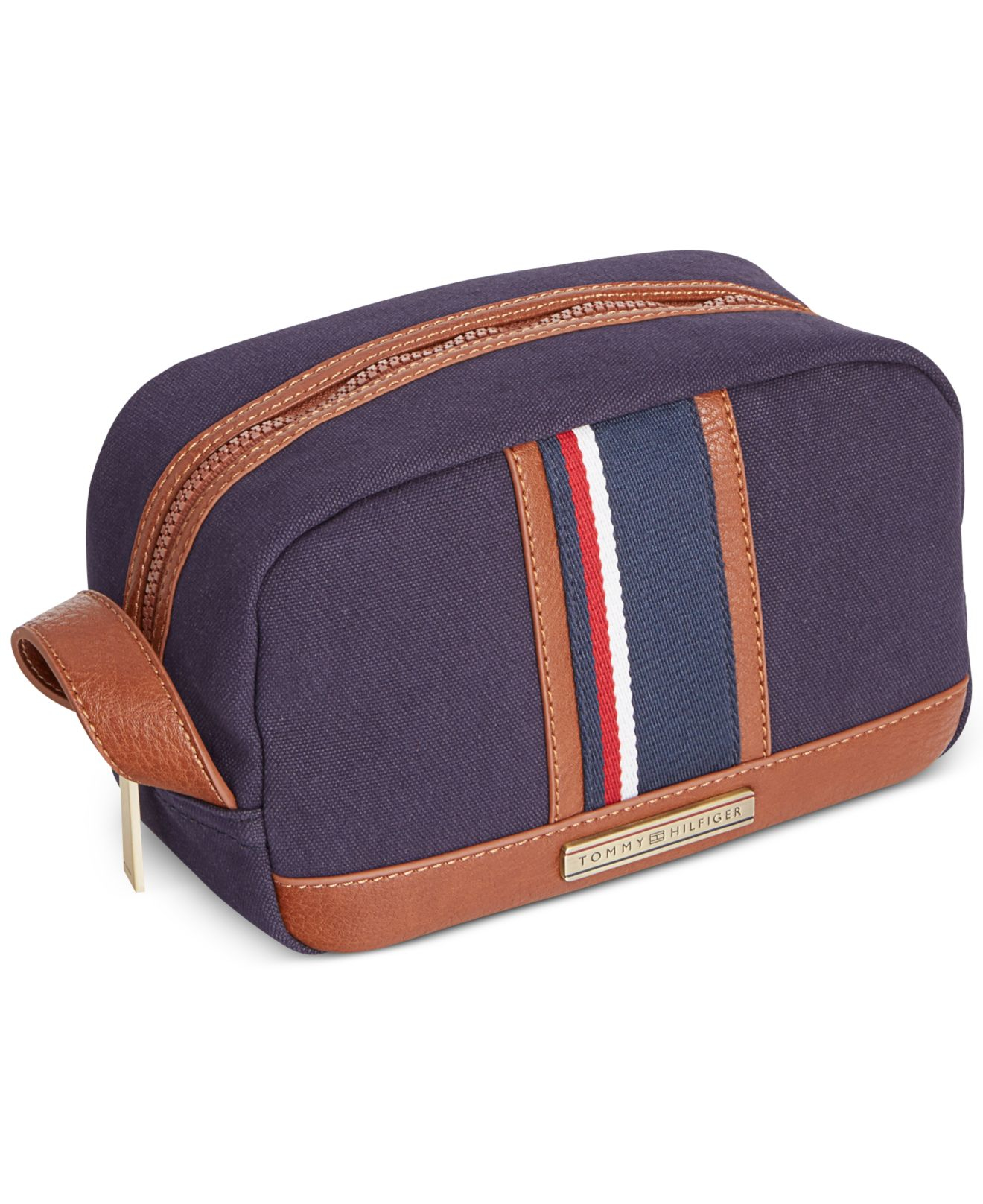 Lyst - Tommy Hilfiger Connor Dopp Kit in Blue for Men 974a8f344a48a