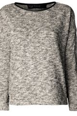 Yigal Azrouel Space Dye Knit Sweater - Lyst