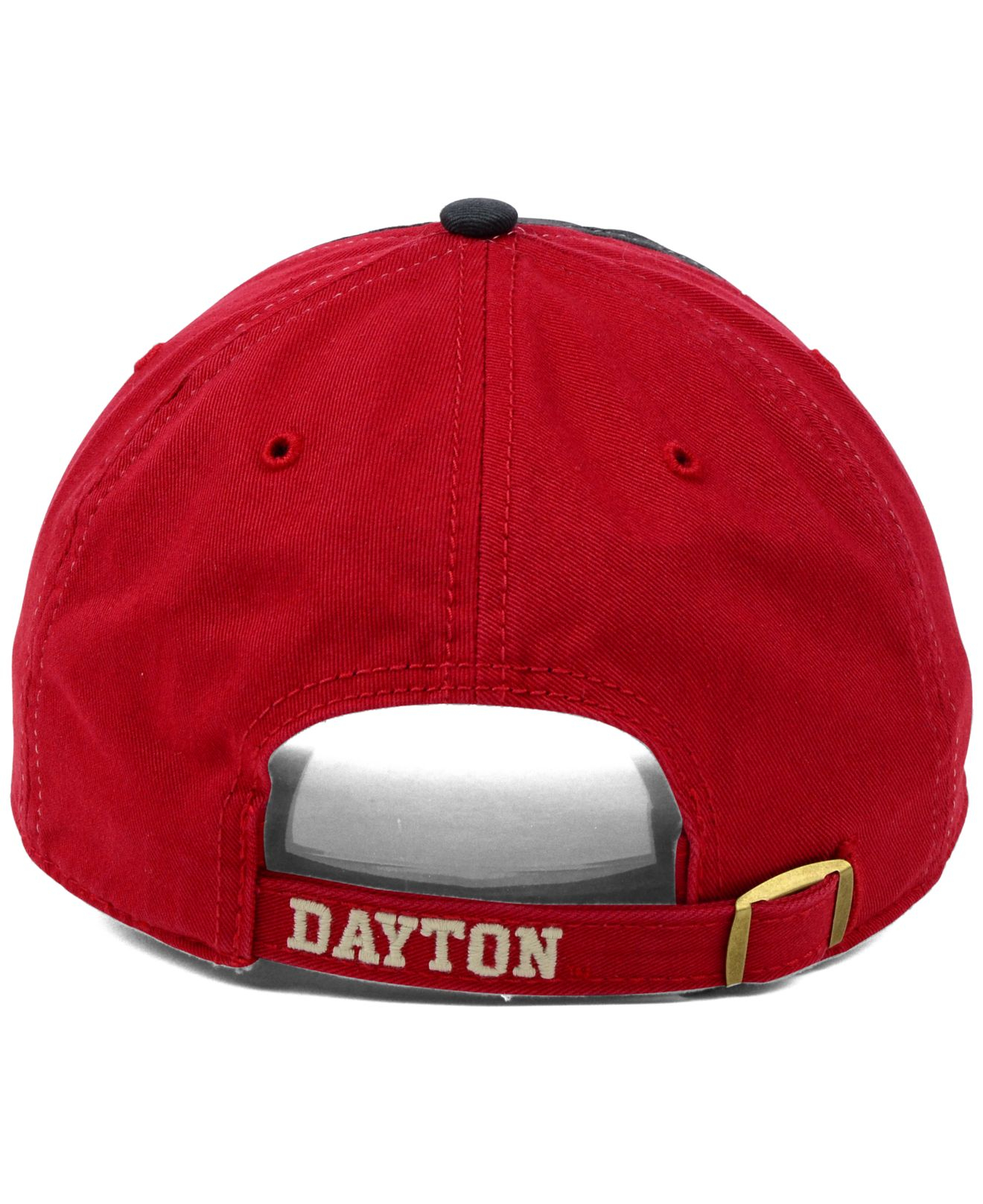 0b2336b2ecd Lyst - 47 Brand Dayton Flyers Clean Up Cap in Red for Men