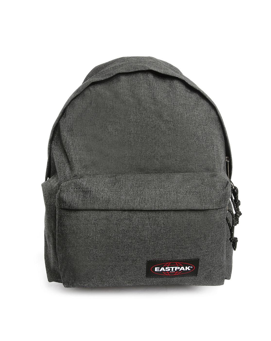 Eastpak Dark Grey Padded Pak'r Backpack in Gray for Men