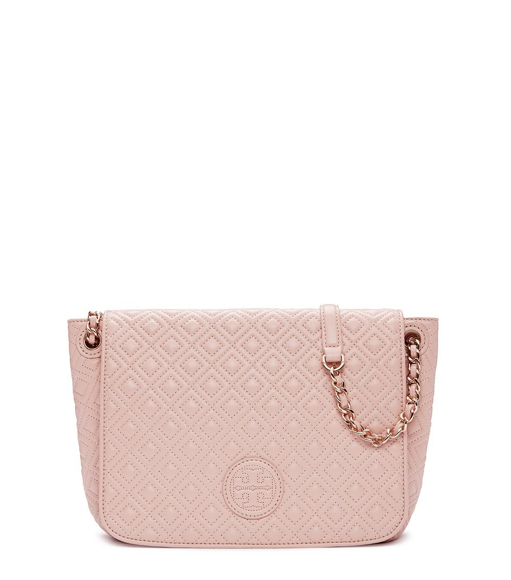 to inside quilted roll bag index tote chain shoulder in zoom pink center quilt tory burch zip peony orchard comet marion on slouchy dark