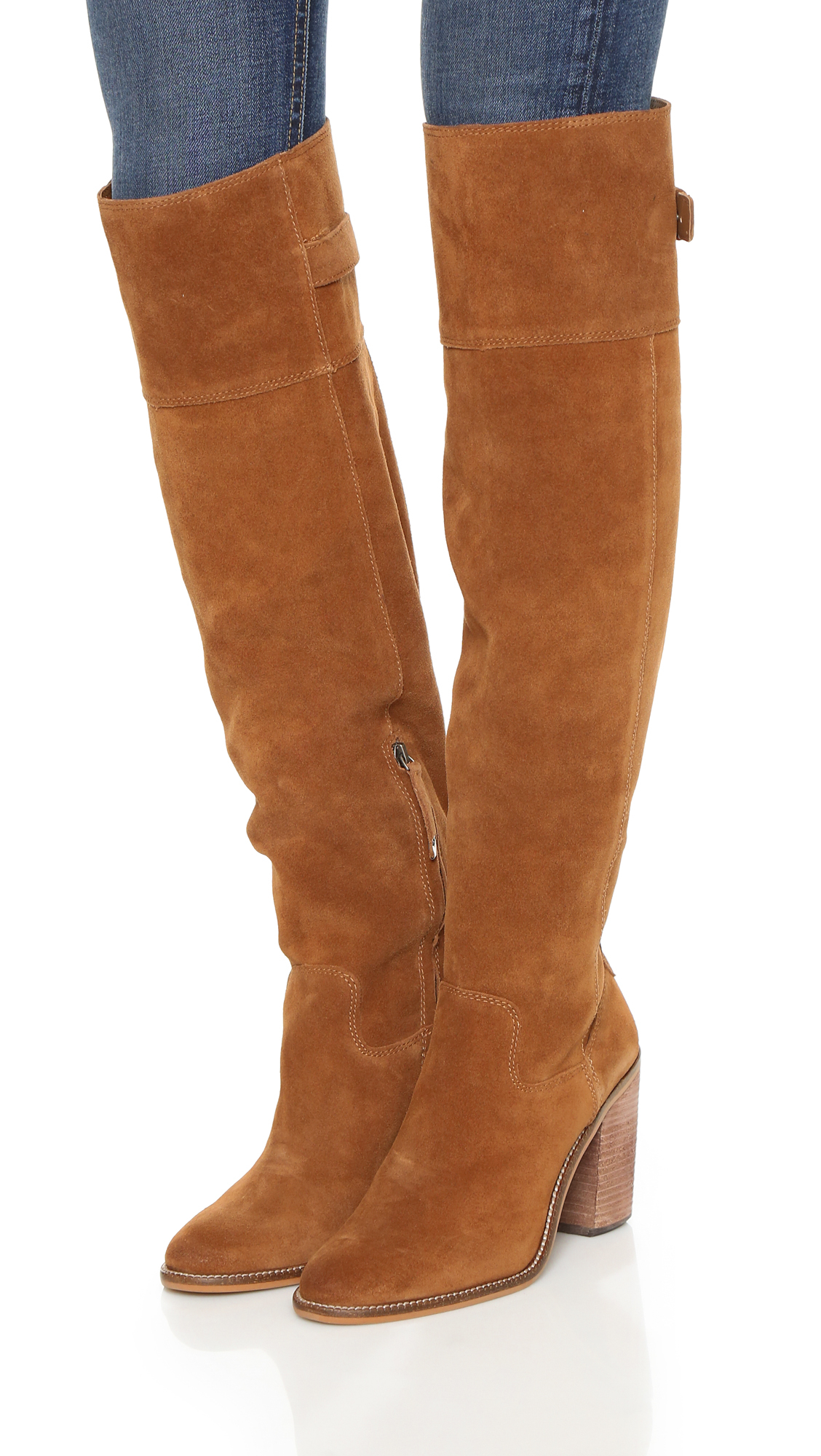 f1e47b88a27 Lyst - Dolce Vita Okana Boots - Taupe in Brown
