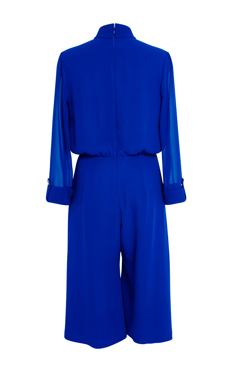 Yde Jessica Jumpsuit In Blue | Lyst
