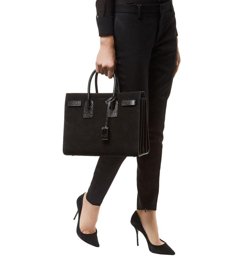 sac de jour crocodile stamped satchel bag red bebe ysl knockoffs. Black Bedroom Furniture Sets. Home Design Ideas