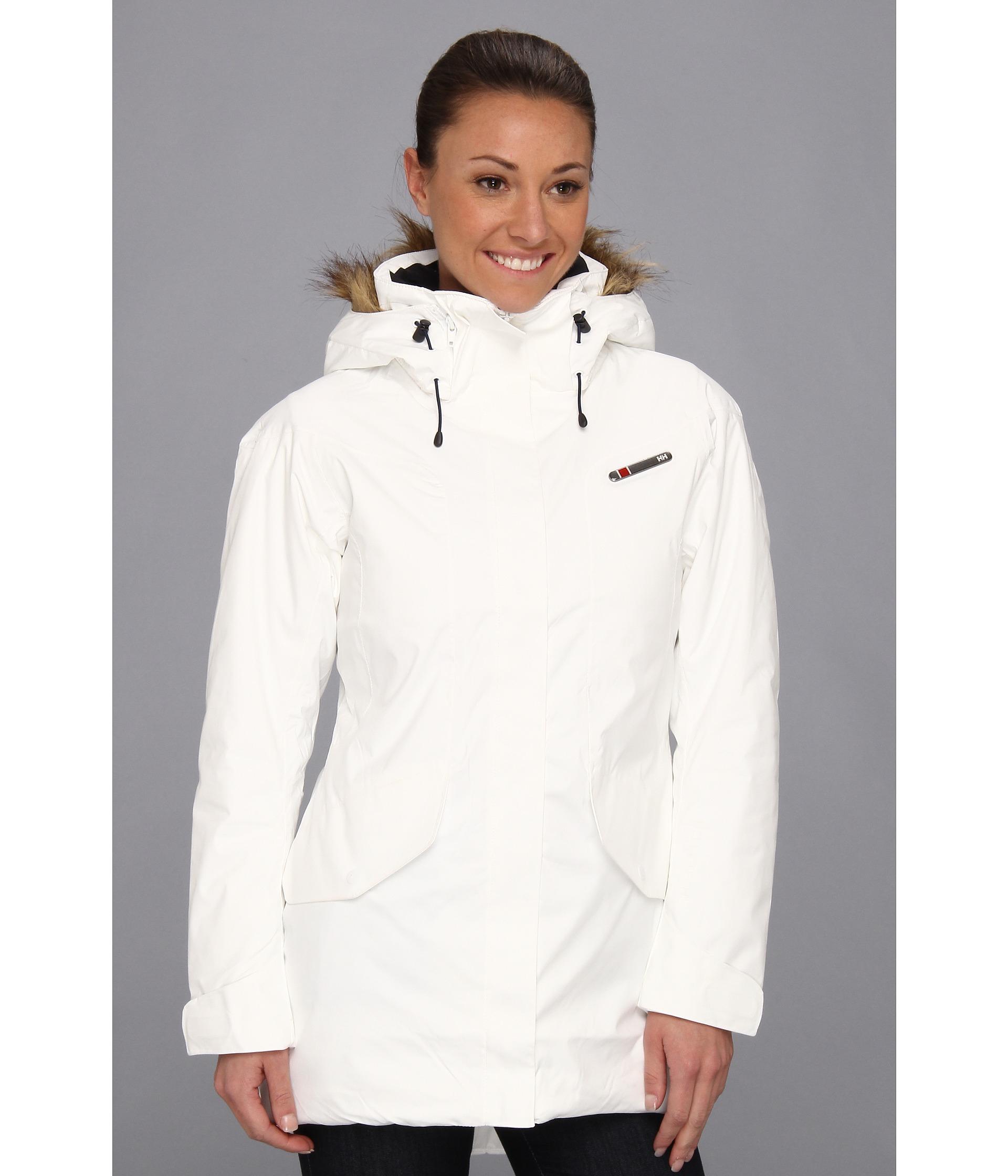 Lyst Helly Hansen Hilton Jacket In White