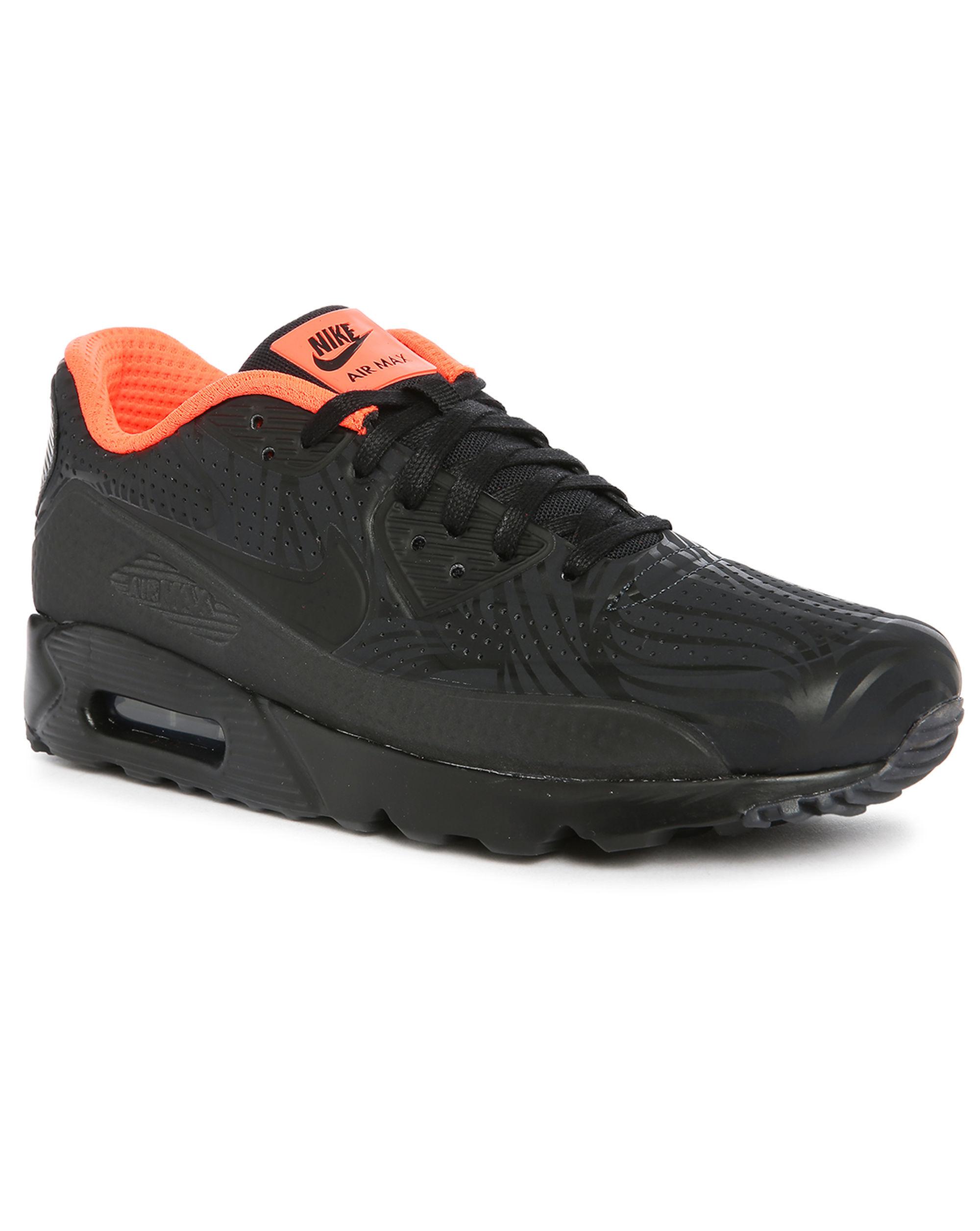 Nike Air Max 90 Ultra Moire Black/Black