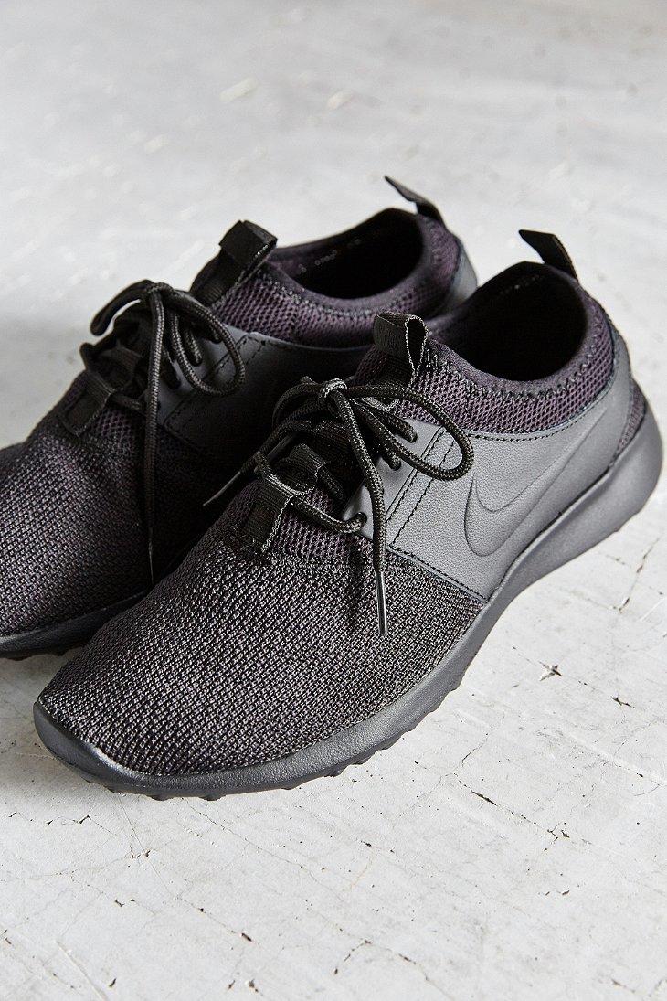 Womens Nike Juvenate Textile Black Shoe