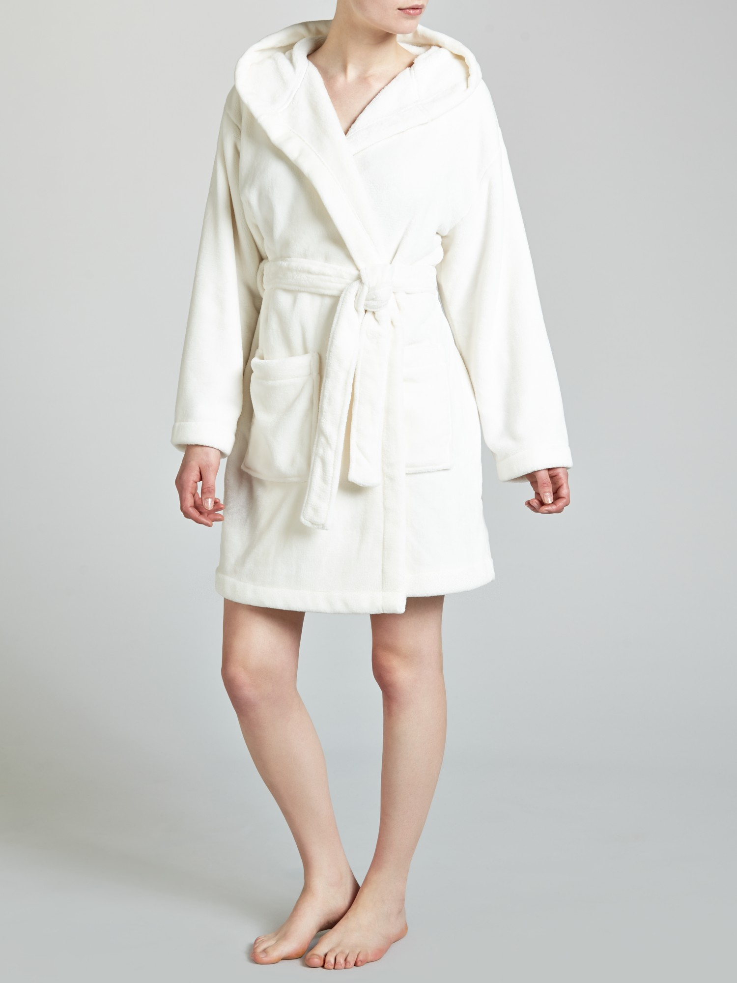 Funky White Short Dressing Gown Image Collection - Images for ...