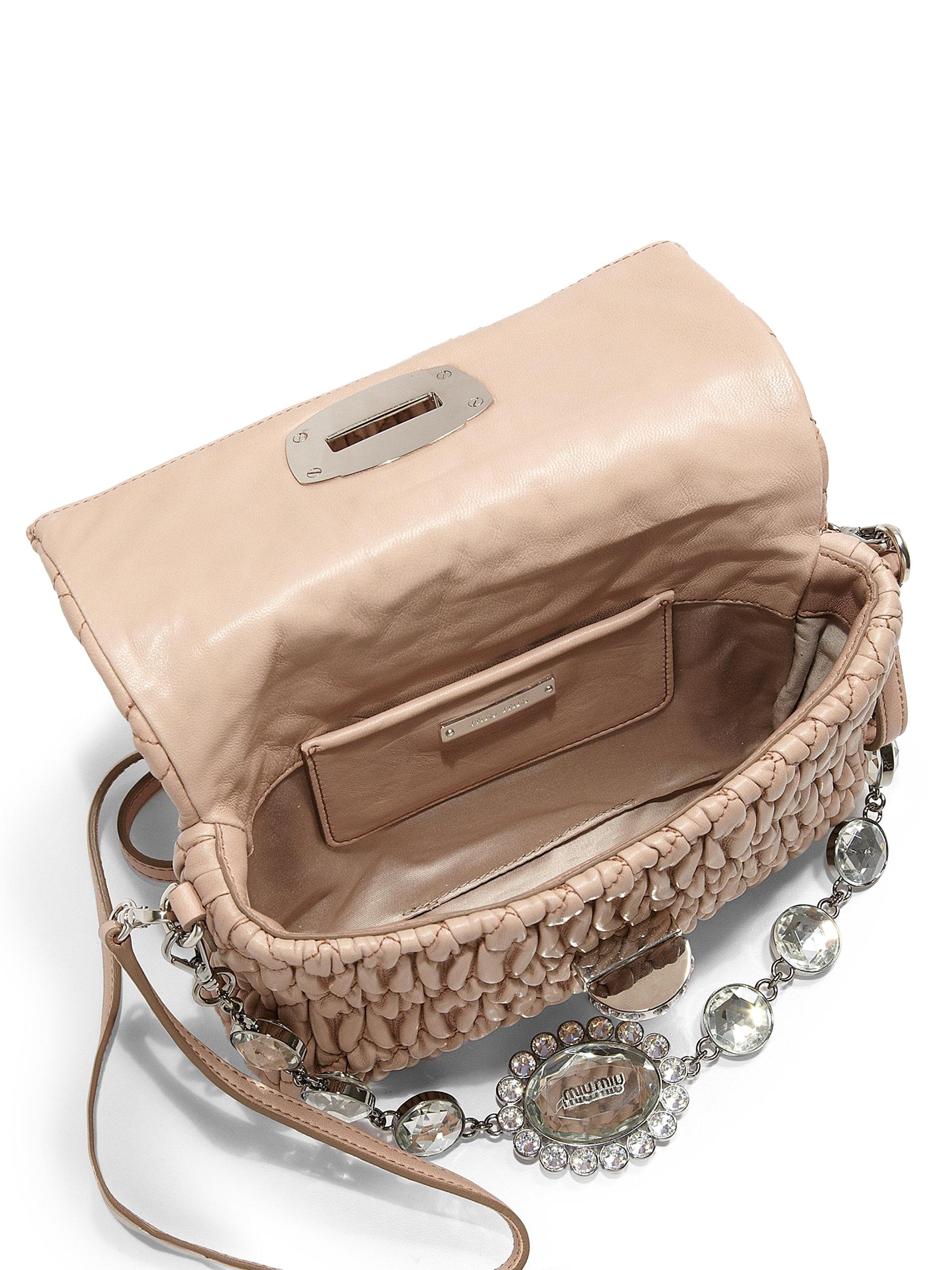 Miu Miu Crystal Bag