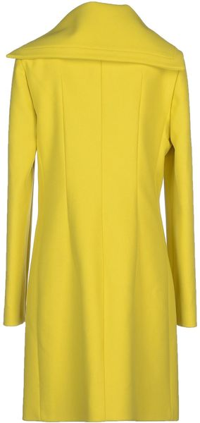 Cheaper Green Coat By Just Cavalli Online Store