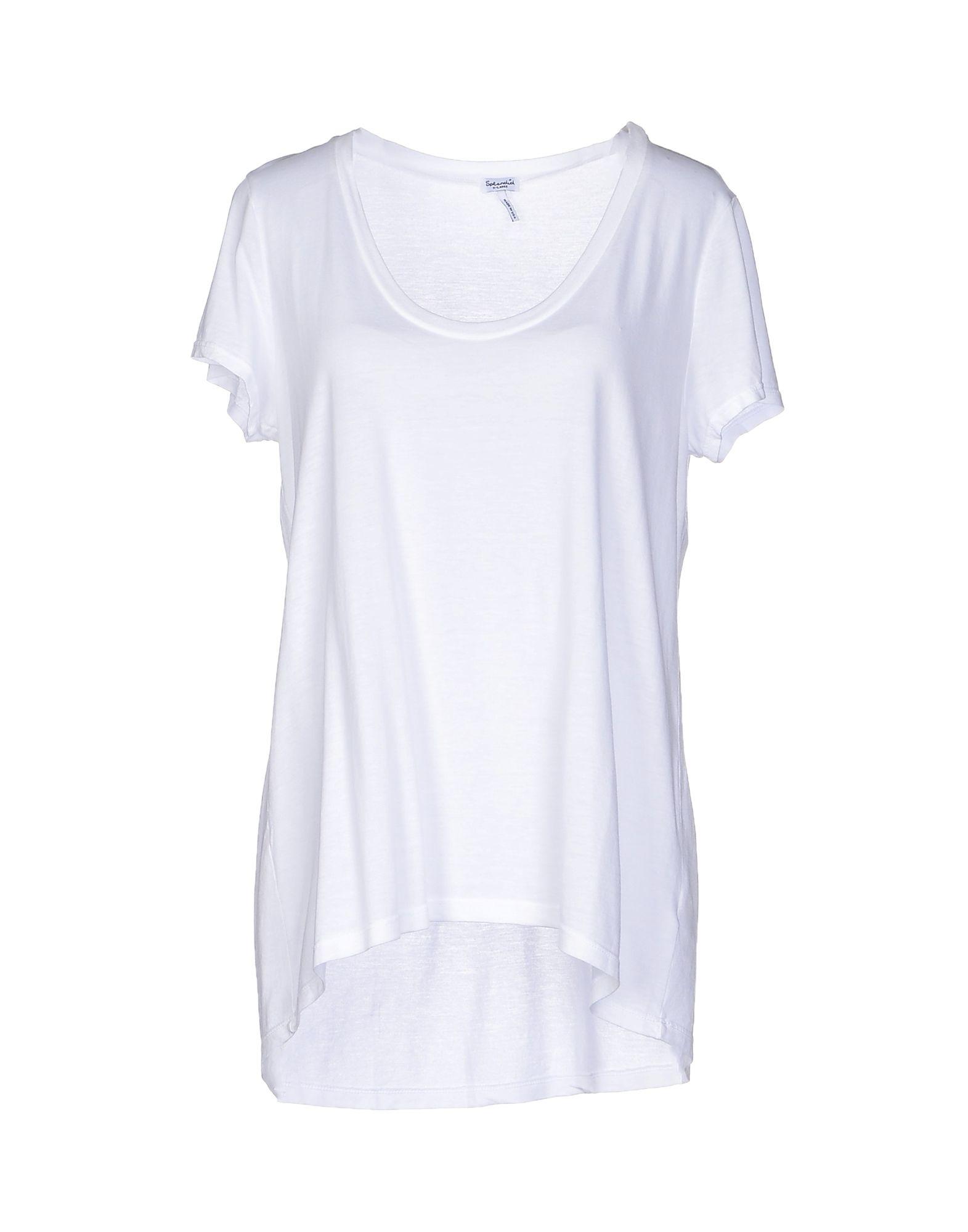 splendid t shirt in white lyst