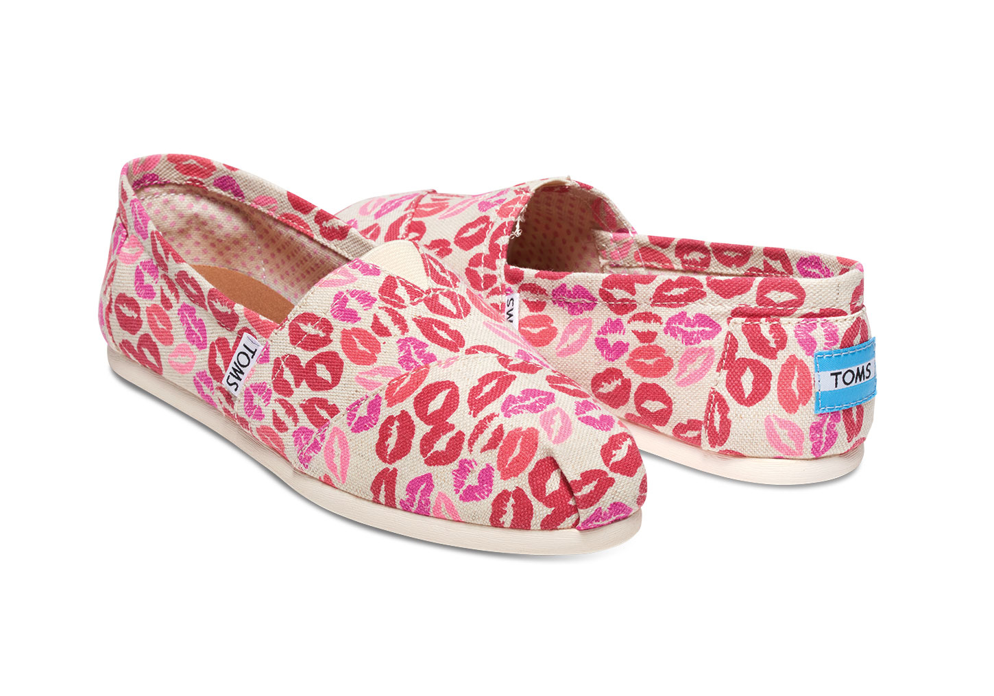 toms pink s classics in pink lyst