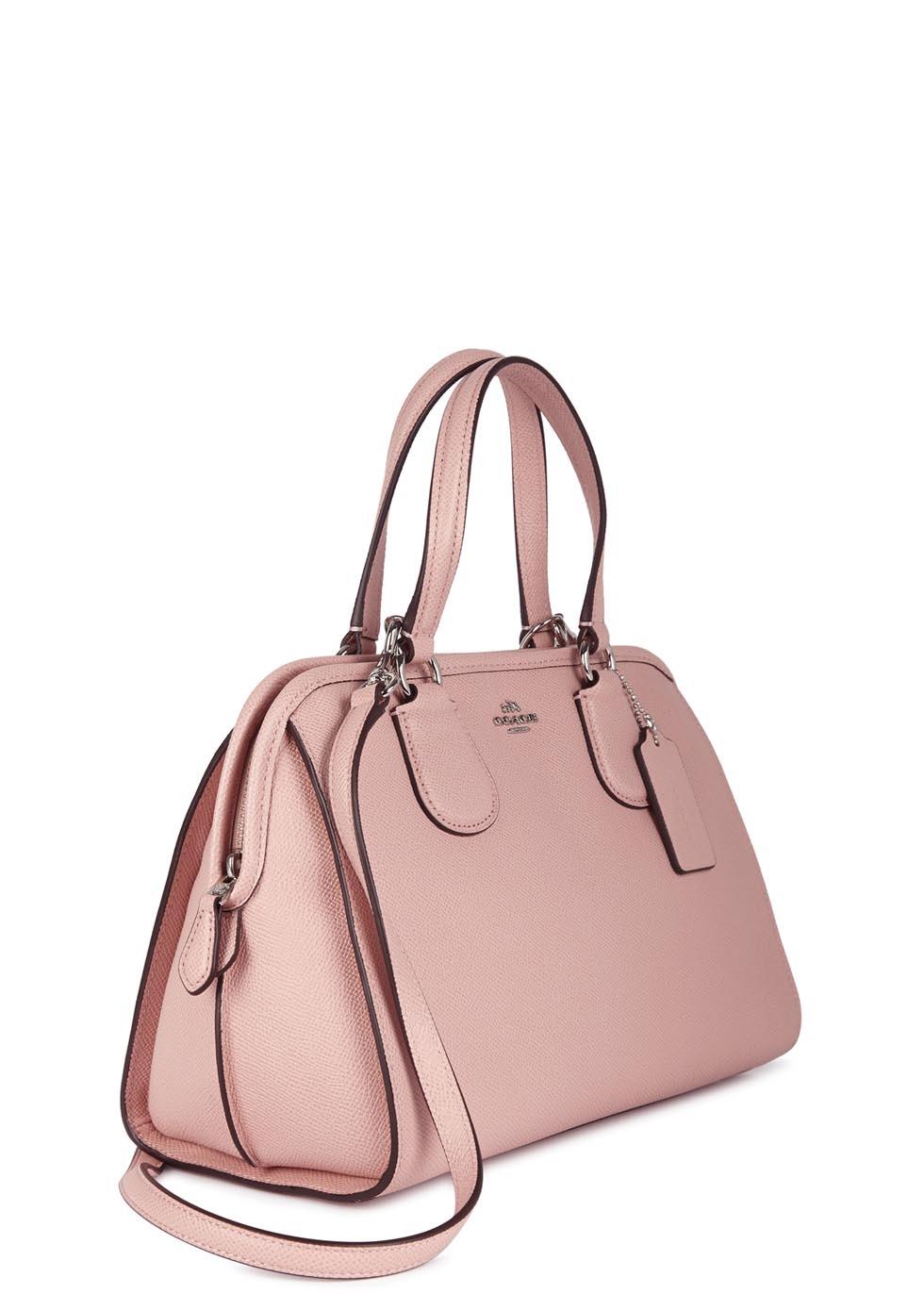 gallery for light pink coach handbags. Black Bedroom Furniture Sets. Home Design Ideas