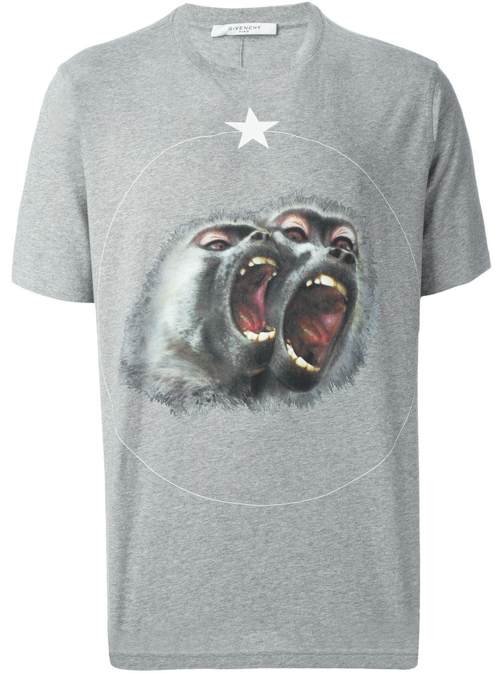 Hasil gambar untuk givenchy monkey brothers