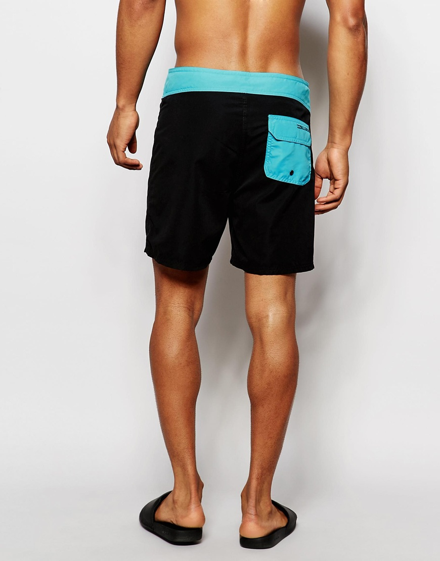 bb8cbce163afd Billabong All Day 17 Inch Board Shorts in Black for Men - Lyst
