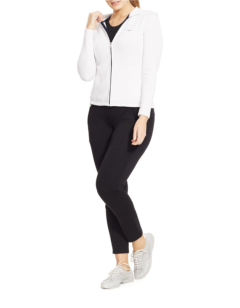 Creative Ralph Lauren Blue Label Womens Ariana Skinny Pants
