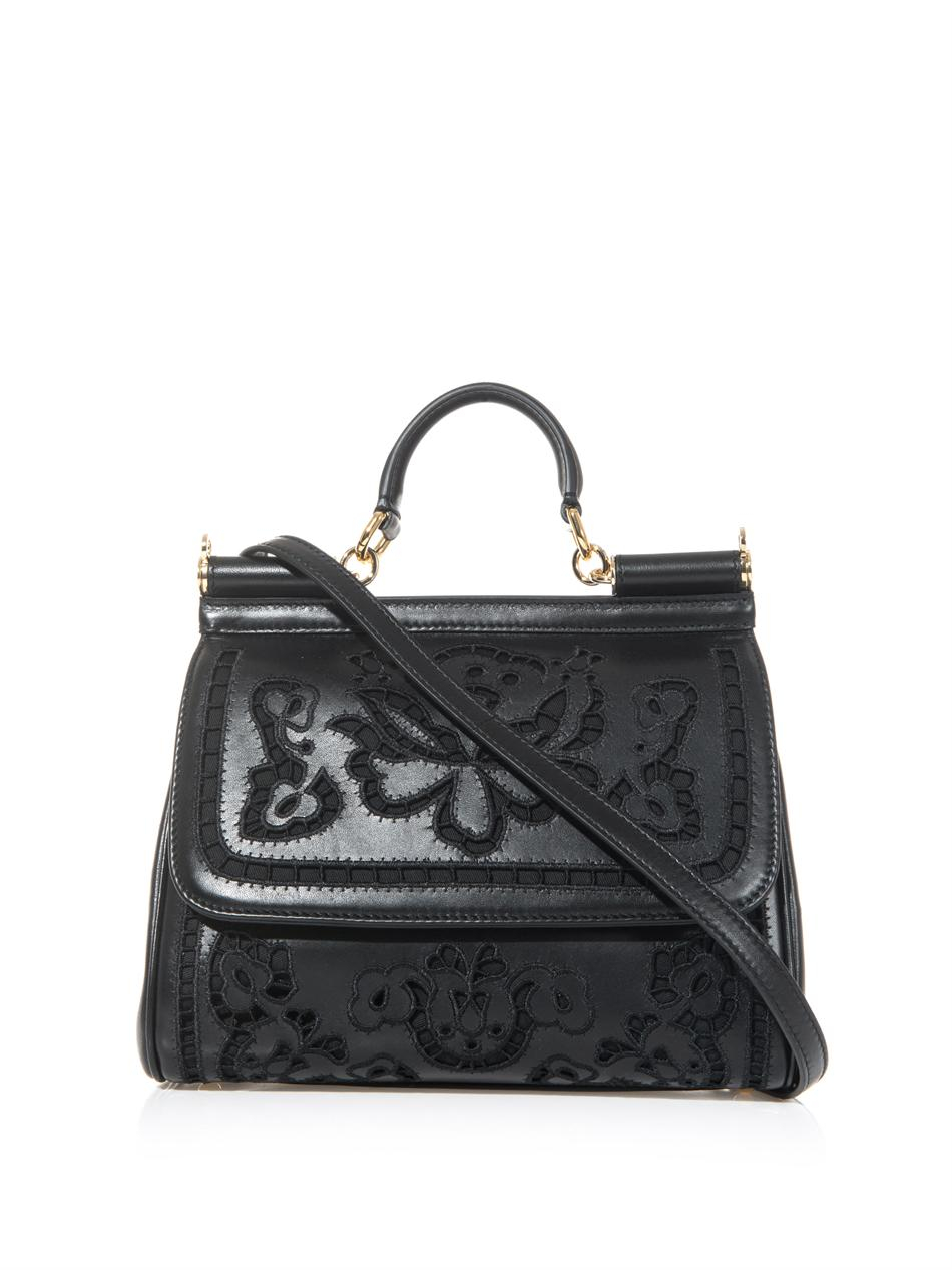3e4816183431 dolce and gabbana leather bag
