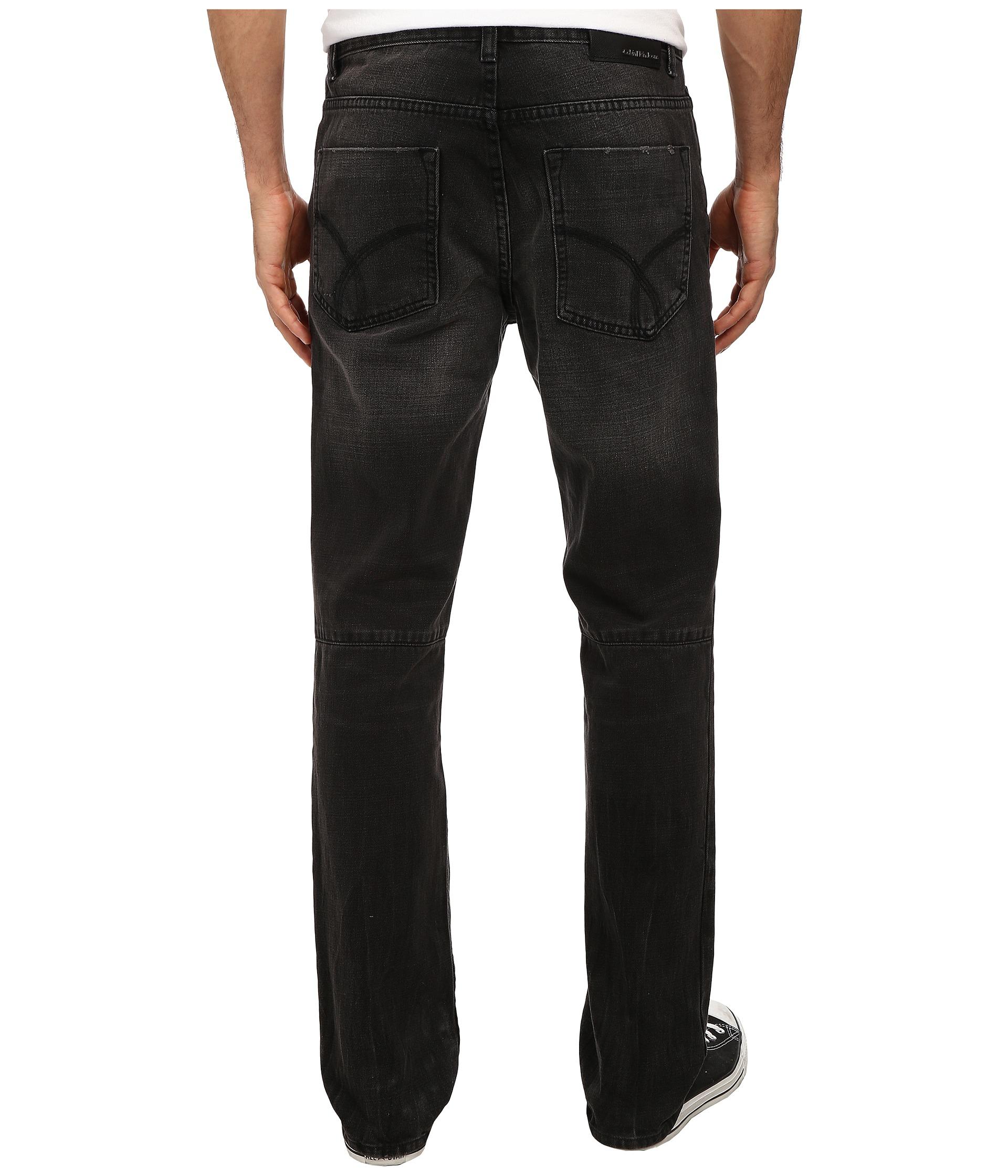 Outseam Measurement Calvin klein jeans Sli...