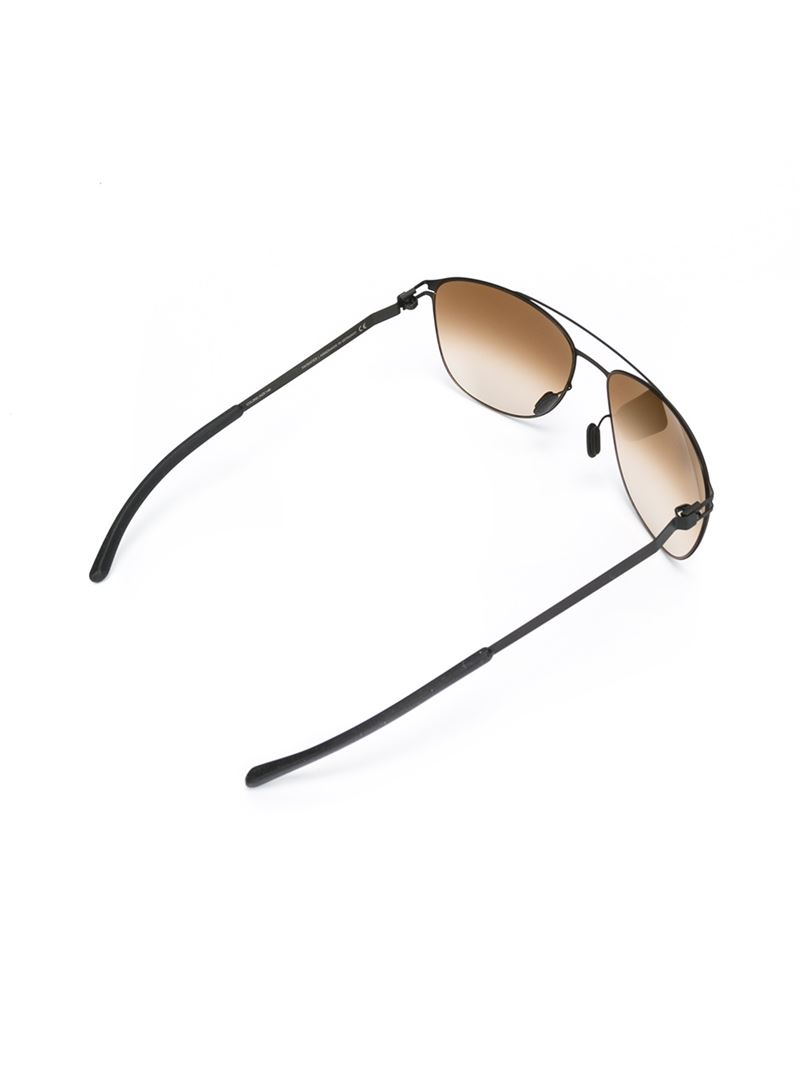Mykita Doug Sunglasses In Black Lyst