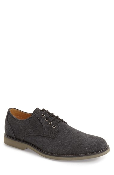 g h bass co proctor buck shoe in gray for lyst