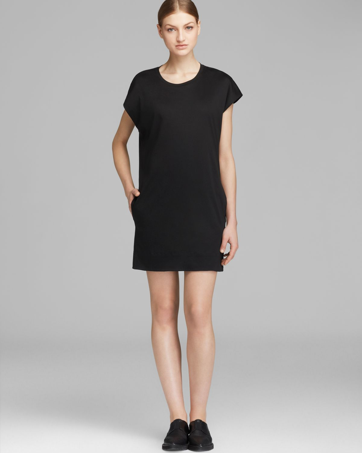 Black t shirt jersey dress - Gallery Previously Sold At Bloomingdale S Women S T Shirt Dresses