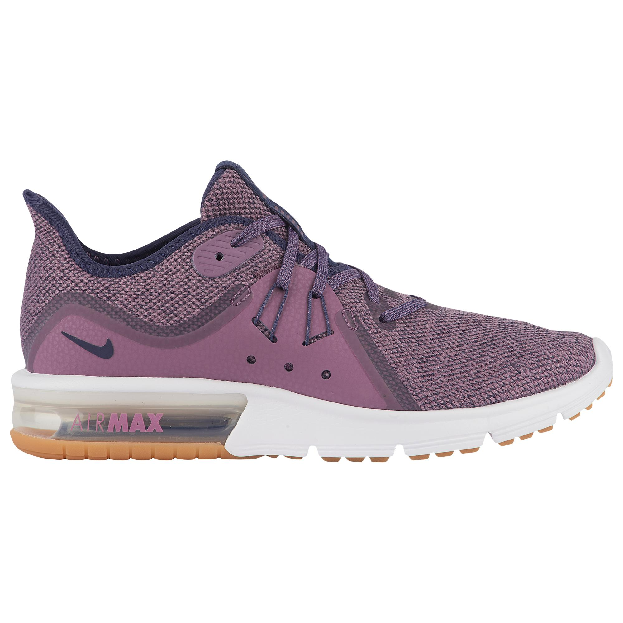30b563c10e Nike Air Max Sequent 3 in Purple - Save 32% - Lyst