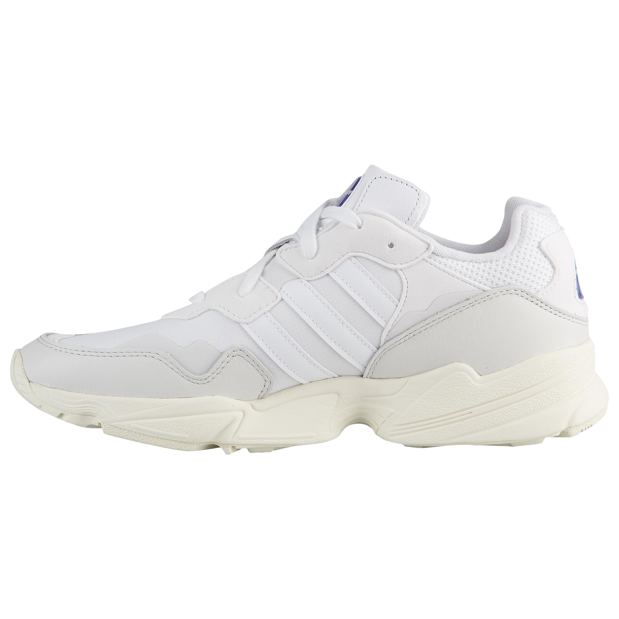 huge selection of 7562e 33b94 adidas Originals Yung-96 in White for Men - Lyst