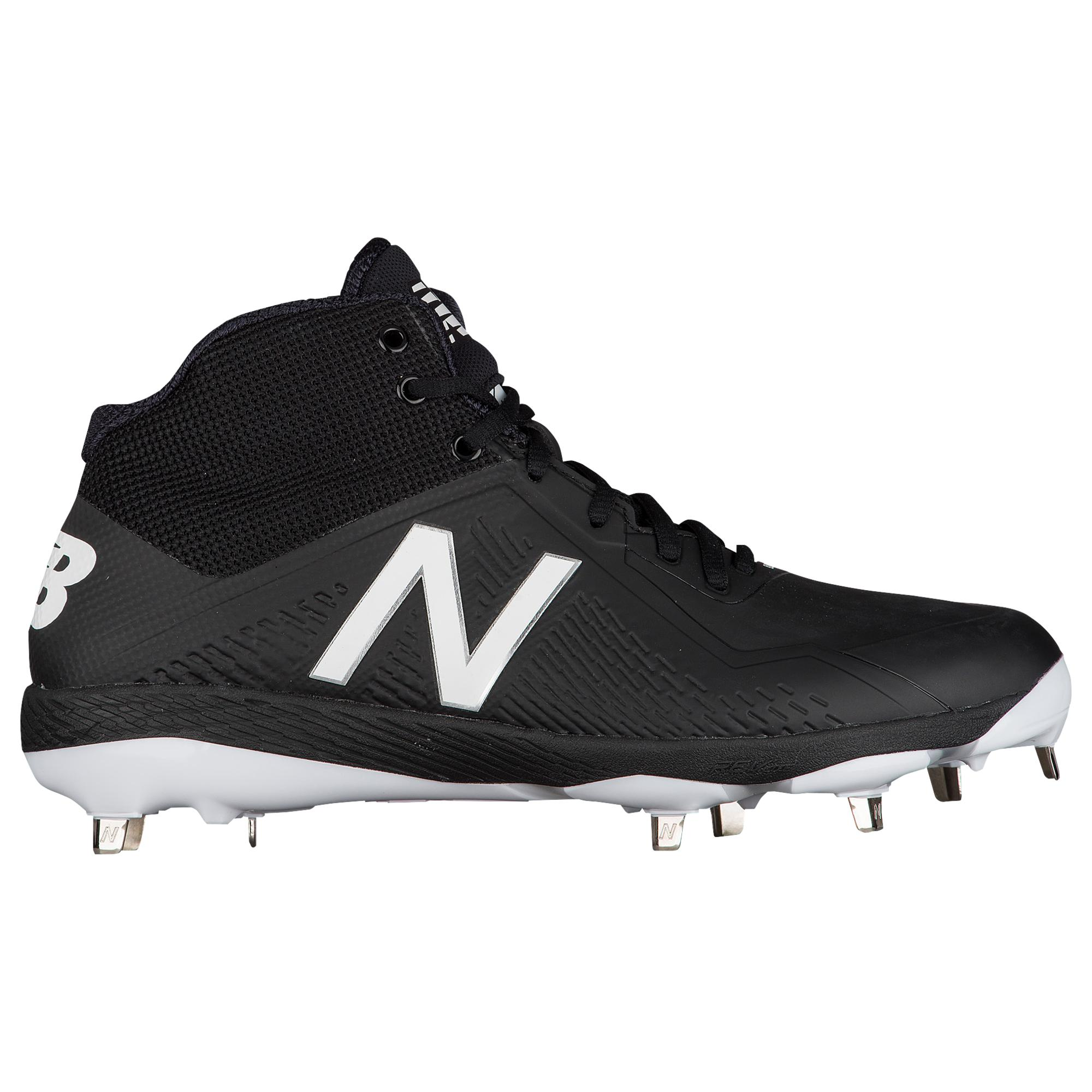 956901ba37de New Balance 4040v4 Metal Mid in Black for Men - Lyst