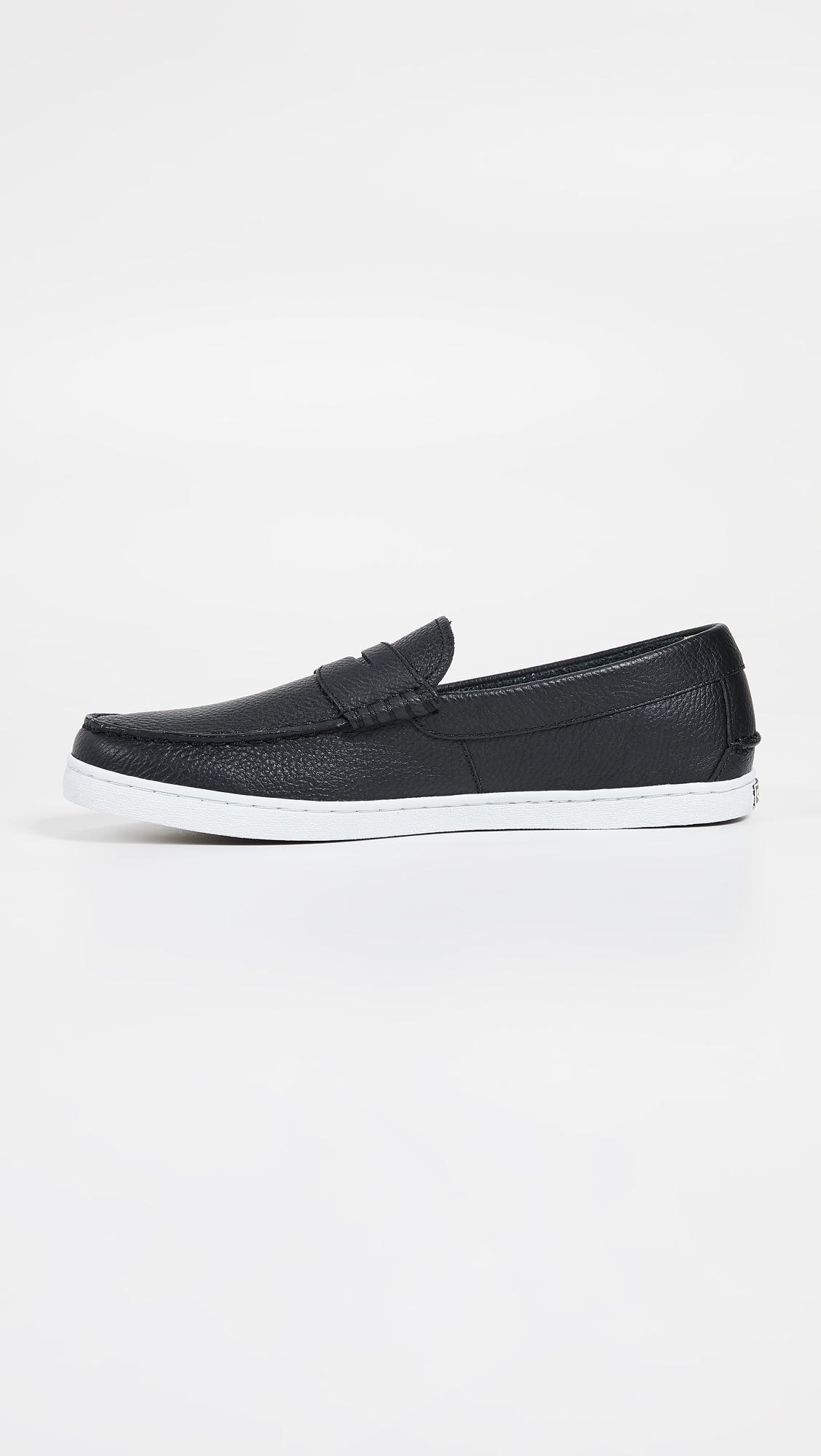 8cb595551ef Cole Haan - Black Pinch Weekender Loafers for Men - Lyst. View fullscreen